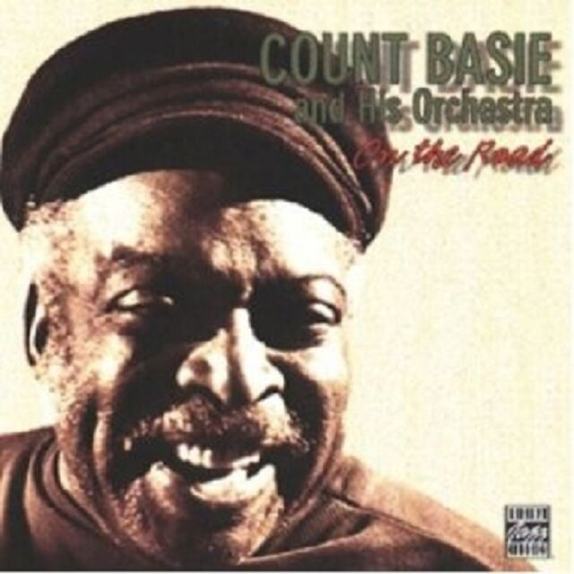 COUNT BASIE - ON THE ROAD  CD NEU