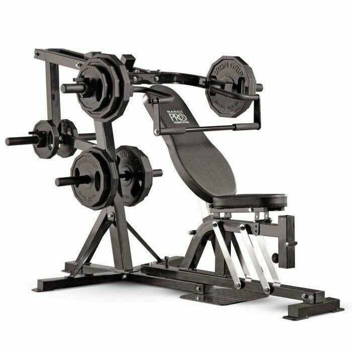 Marcy pro pm4400 home gym