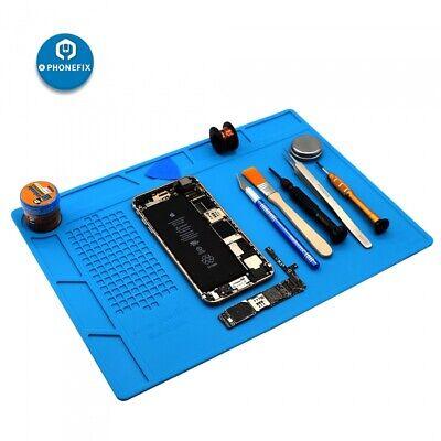 25cm35cm Anti Static Phone Pcb Repair Heat Insulation Silicone Pad Esd Desk Mat
