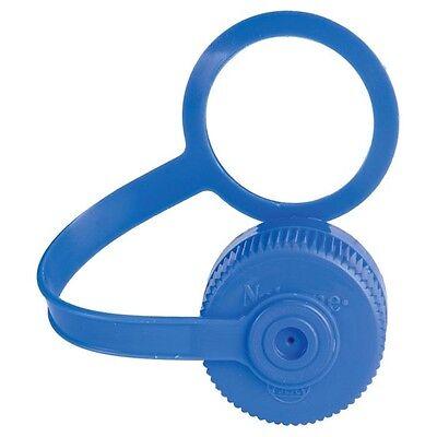 Nalgene Loop-Top Replacement Lid/Cap Blue OEM for 16/32oz Na