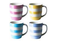 Cornishware Mug set New and unused in original packaging