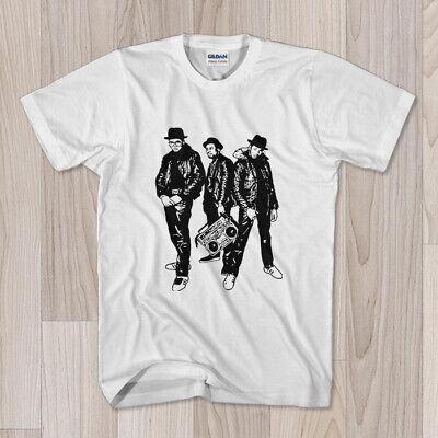 RUN DMC Tshirt Hip hop Vintage Gildan T shirt S - 2XL