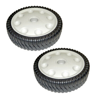 MTD 2 Pack Of Genuine OEM Replacement Wheels # 734-04018C-2PK