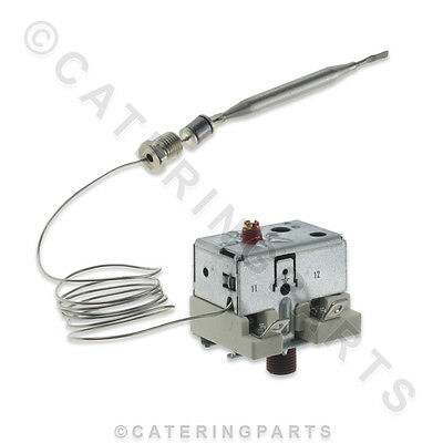 High Limit Cut Out Overheat Safety Thermostat 220c For Fish Chip Fryer Range