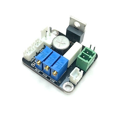5a Analog Linear Pwm Laser Diode Driver With Thermal Protection