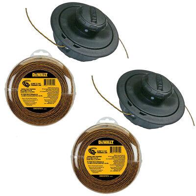 DeWalt 2 Pack of Genuine OEM Replacement Spool Covers # 90635919-2PK