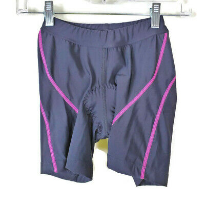 Hincapie Womens Fluid Tri Triathlon Shorts Size Small S 6551-3