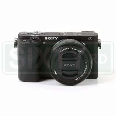 NEW Sony Alpha a6300 Mirrorless Digital Camera with 16-50mm Lens (Black)