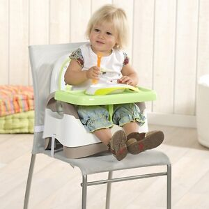 Infant to toddler feeding / Booster chair - Safety Straps, etc