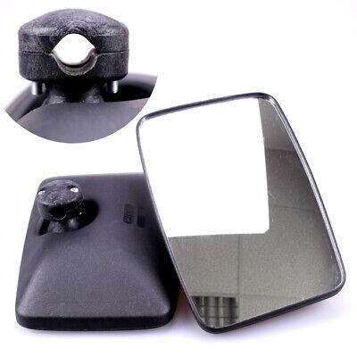 2 Universal Rückspiegel Außenspiegel Konvex Seitenspiegel LKW Traktor Bagger Bus