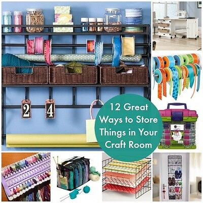 10 important tips for organizing your craft room ebay