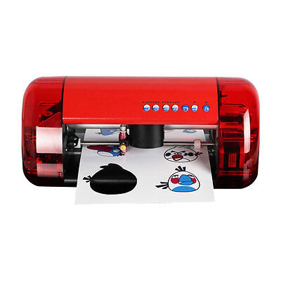 A3 Size Cutok Vinyl Cutter Plotter Sign Making Machine With Contour Cut Function