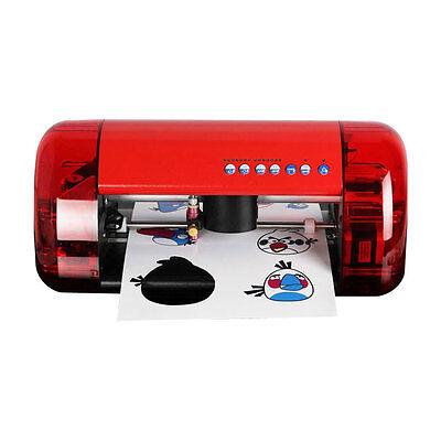 A4 Desktop Portable CUTOK Sign Vinyl Cutter Plotter Carving Machine Sticker Cut