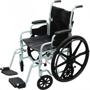 Fauteuil roulant Poly-Fly de Drive Medical
