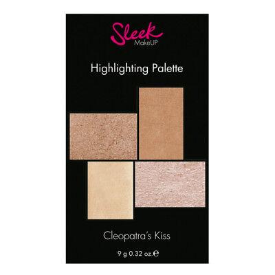 Sleek MakeUP Highlighting Palette 033 CLEOPATRA'S KISS *BRAND NEW & BOXED*](Cleopatra Makeup)