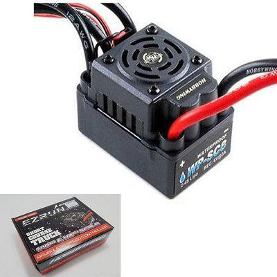 Hobbywing EZRUN WP-SC8 120A  ESC Auto RC Brushless Regler für Brushless-Motoren