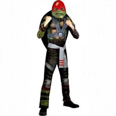 New in Pkg!!  Teenage Mutant Ninja Turtles Raphael Boys Costume - Sz M - Turtles In Costumes
