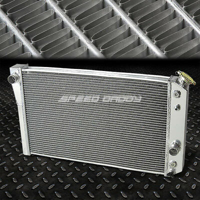 3-ROW/CORE ALUMINUM RACING RADIATOR 84-90 CHEVY CORVETTE 5.7L L83 ZR-1/S10 V8 for sale  Rowland Heights