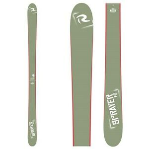 Rossignol Twin Tip Downhill Carving Skis in Crowsnest Pass
