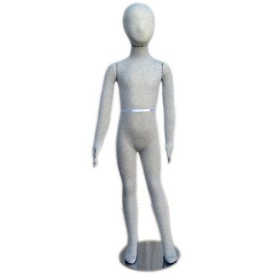 Mn-401 Pinnable Flexible Kid Mannequin With Head 4 6 7c-8c