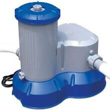 Bestway Flowclear 2500 Gallons Filter Pump 58221 Swimming Pool Padstow Heights Bankstown Area Preview