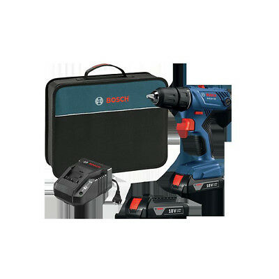 Bosch GSR18V-190B22 Compact Drill/Driver Kit New