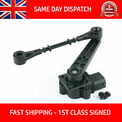 FITS DISCOVERY 3 &RANGE ROVER SPORT REAR LEFT AIR SUSPENSION SENSOR RQH500051