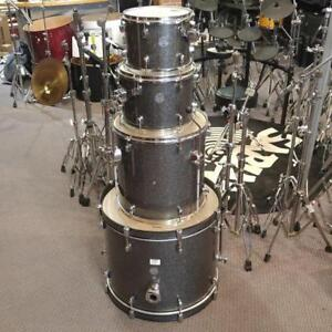 Mapex Horizon 10-12-16-22 shell kit gris sparkles - used-usage