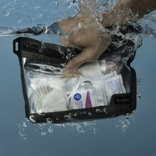 Nite Ize RunOff Waterproof Pocket Slim Design Dustproof Bag For Phones Valuables