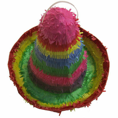Pinata Sombrero, ca. 40 cm Kindergeburtstag