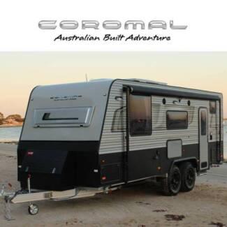 Coromal E636RT - May 2017 Build - Triple Bunks - Ensuite - SOLAR