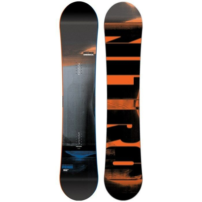 Tavola All Terrain Freestyle Snowboard NITRO PRIME & WIDE 2017