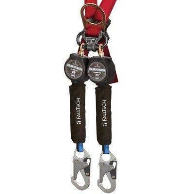 Falltech Duratech Mini Twin Leg 6 Self-retracting Lanyard Device