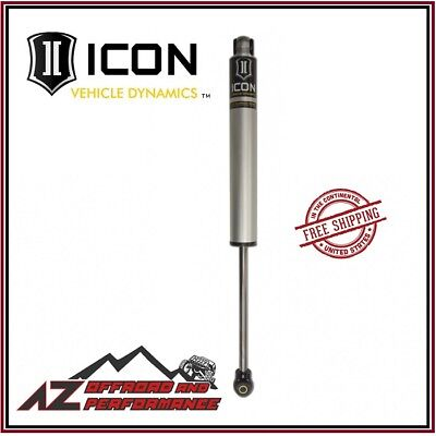 ICON 2014- 2018 RAM 2500 3500 Air Ride 2.0 Aluminum Rear Shock Stock Height