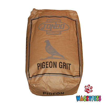 Jondo Pigeon Grit 25kg with Sea Shell, Oyster Shell, Anise & Charcoal (DOE006)