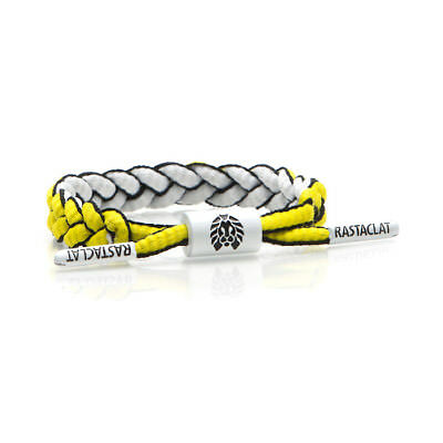 Brand New RASTACLAT Kauai Mini Braided Shoelace Bracelet