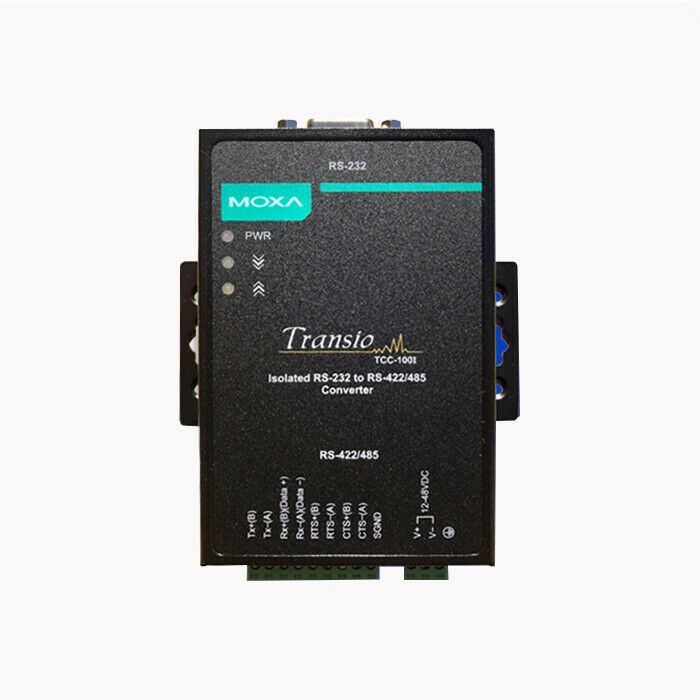 DHL TCC-100I Isolated Bidirectional Converter for MOXA RS232 and RS422/485