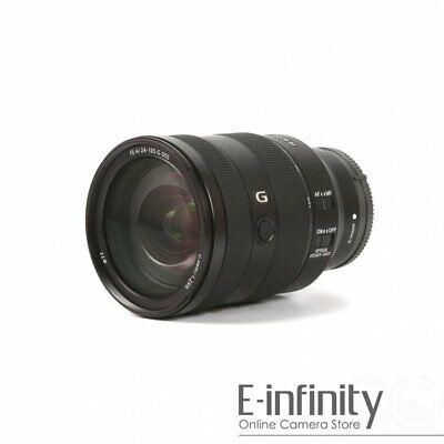 NEW Sony FE 24-105mm f/4 G OSS Lens (SEL24105G)