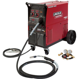 MIG 350MP Multiprocess Welder — 230V, 300 Amp