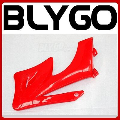RED Plastic Front RIGHT Tank Side Guard Fender APOLLO ORION 250 PIT Dirt Bike