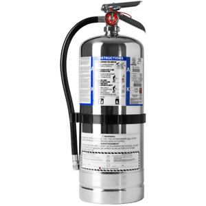 Class K Commercial Fire Extinguisher for Sale