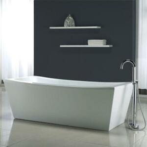 Ove Rectangular Freestanding Bath Tub
