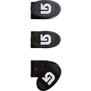 Burton Snowboard Clips for Wall Display