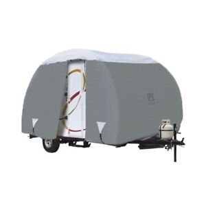 Poly Pro 3 Travel Trailer (RV) Cover - Teardrop