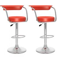*CORLIVING* B-157-UPD Curved Adjustable BAR STOOLS (Chairs)