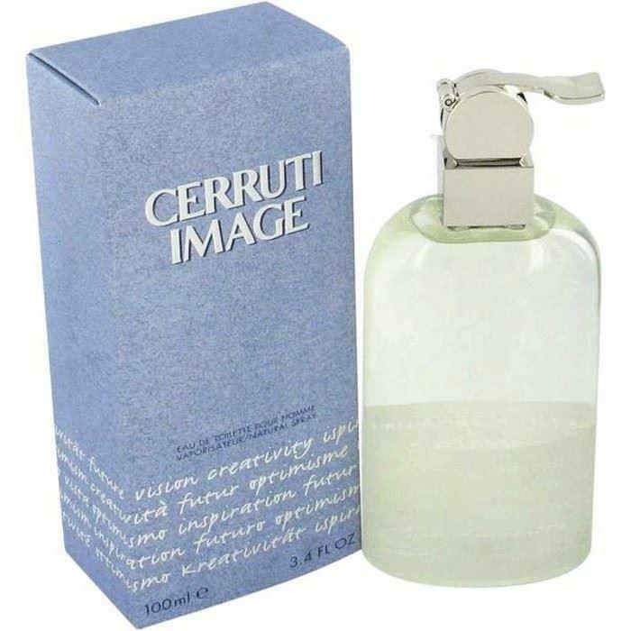 CERRUTI IMAGE by Nino Cerruti Cologne for Men 3.4 oz New In Box