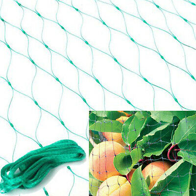 4m X10m Anti Pest Bird Netting Net Plant Fruit Garden Crop Vineyards Mesh Screen