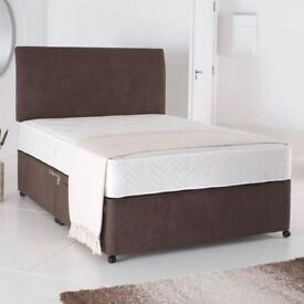 BRAND NEW STANDARD DIVAN BED SETS WITH FREE UK DELIVERY ***PYRO BEDS LTD