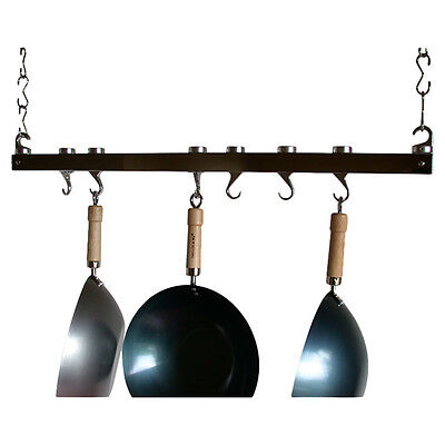Taylor & Ng Track Rack Ceiling Pot Rack,36 -