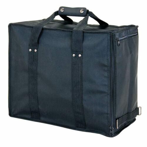Premium Jewelry Carrying Case Travel Jewelry Case Black Salesman Travel Case